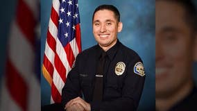 Family of Gardena officer killed in crash file wrongful death suit