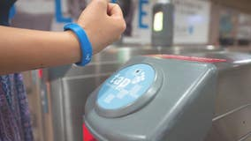 Wearable TAP products introduced to Metro riders