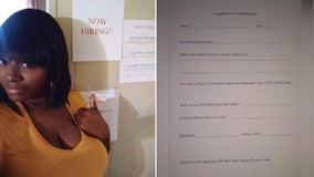 Mom holds 'job fair' for kids to earn allowance