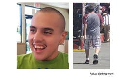 Autistic man found after going missing from Orange County Fair