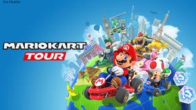 'Mario Kart Tour' coming to iPhones and Androids