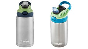 Contigo recalls 5.7M Kids Cleanable Water Bottles due to possible choking hazard