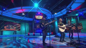 Mark Farner's American Band performs live on Good Day LA + backstage interview