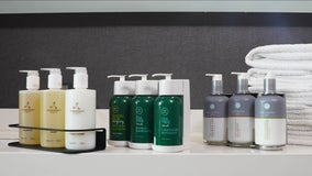Marriott banning tiny shampoo bottles by 2020