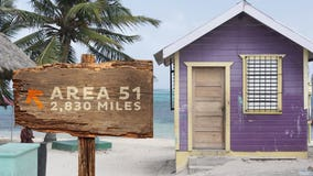 Belize Tourism Board offers residents in Nevada town a free vacation during 'Storm Area 51' raid