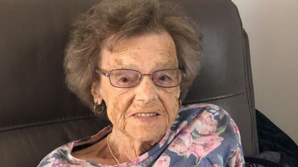 Widow, 93, dies of 'broken heart' brought on by home burglary, police say