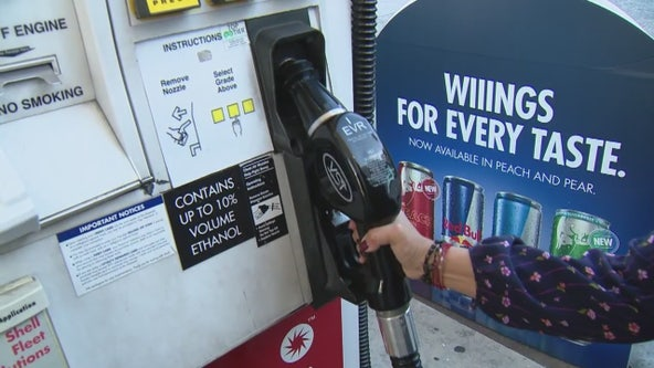 L.A. County gas price drops for ninth time in 10 days