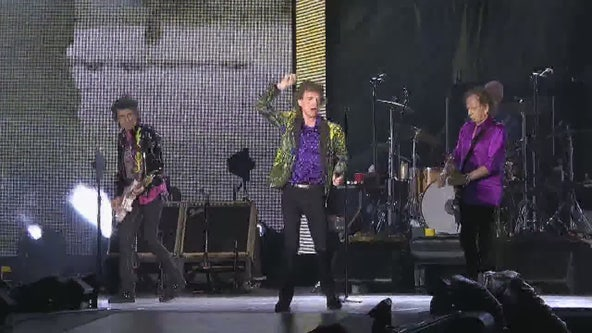 Rolling Stones return to Rose Bowl for first time since 1994