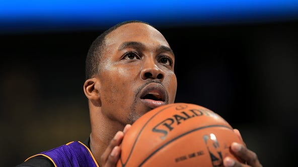Dwight Howard has rejoined the Los Angeles Lakers six years after his acrimonious departure