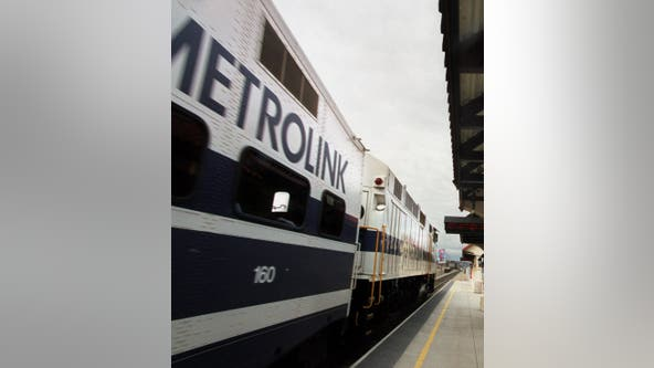 Woman struck and killed by Metrolink train in Sylmar