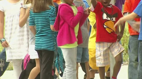 Back to School: Thousands of kids return to class at LAUSD