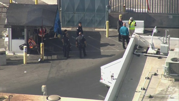 Suspicious device found at LAX catering facility