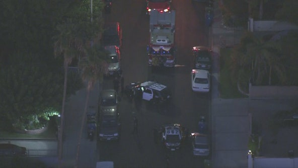 LAPD investigating murder-suicide in North Hollywood; 2-year-old found