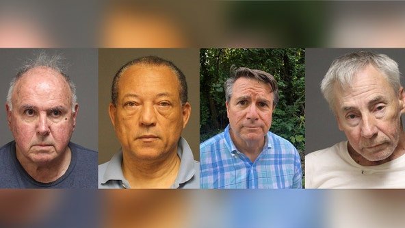 6 senior citizens arrested for allegedly having sex in public in local park