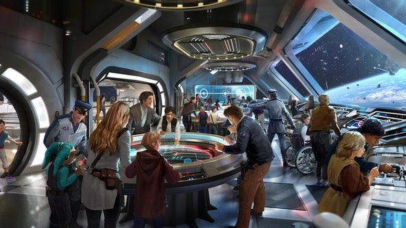 Disney releases new details about immersive Star Wars hotel