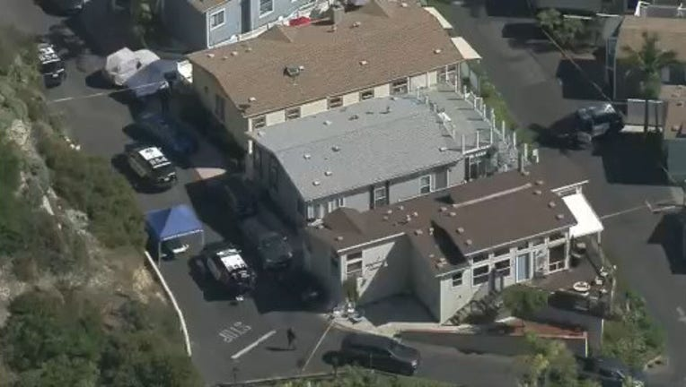 Investigation underway after woman found dead at Laguna