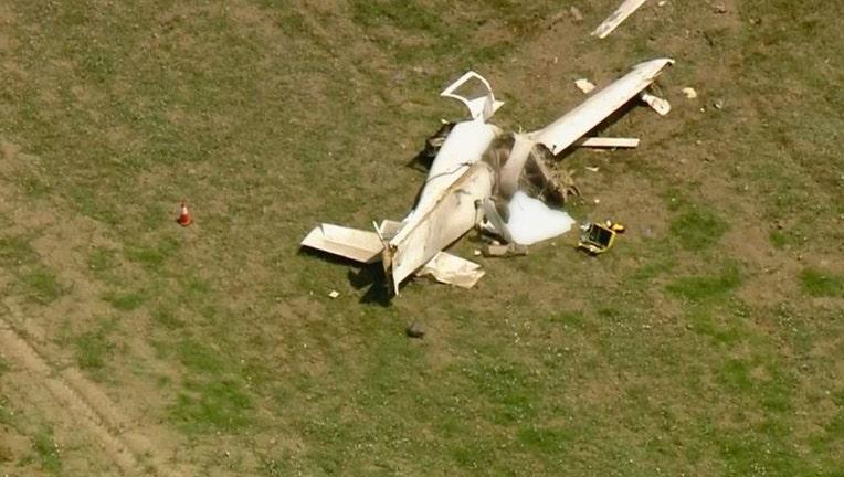 Two confirmed dead following plane crash at Camarillo Airport | FOX