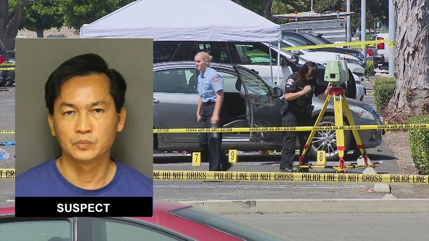 Co-worker charged with murder in fatal stabbing of faculty member at Cal State University Fullerton