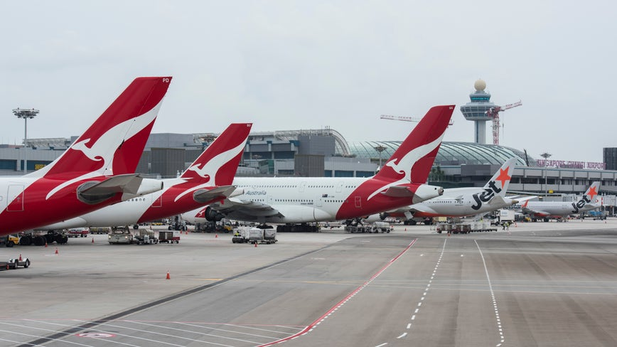 Quantas to test 20-hour direct flights to Australia
