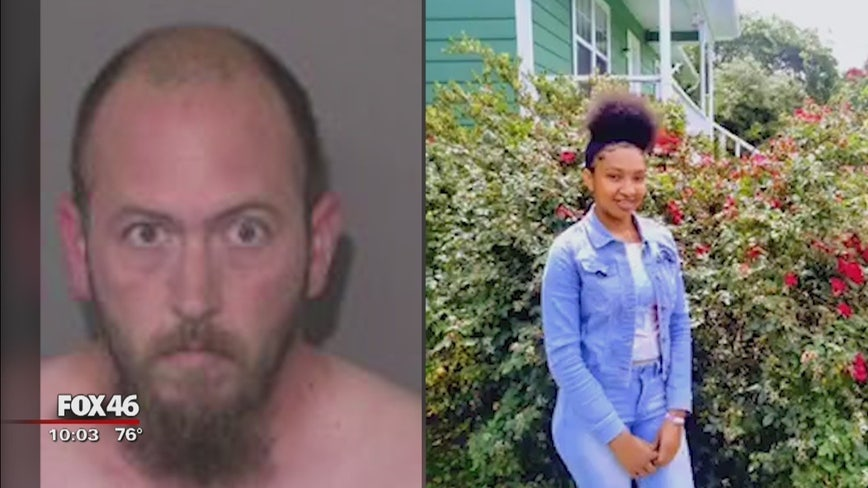 North Carolina father accused of raping 15-year-old daughter before brutally killing her