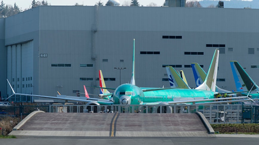 FAA seeks pilots to test changes to Boeing 737 Max jets