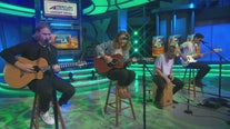 Flor performs a song on their new album on GDLA