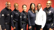 Olympic & Bundy: LAPD talks recruitment and 'Bigs in Blue' program