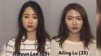 2 SoCal women arrested in IRS scam totaling upwards of $900,000 from unsuspecting victims