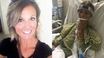 Mom of 3 put into medically-induced coma with severe lung condition after vaping