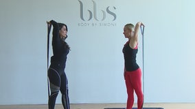 Body by Simone: Easy workouts you can do at home with resistance bands