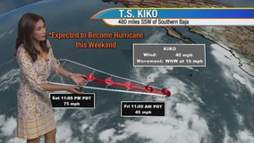 Weather Forecast for Friday, September 13