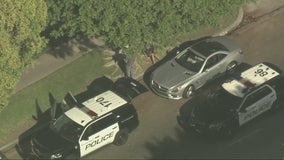 Beverly Hills police respond to home burglary on Rodeo Drive