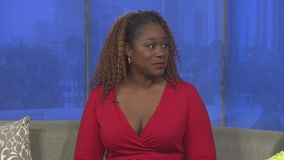 """""""My she-shed is on fire"""", meet actress Nicole Butler as she talks about her popular State Farm commercial"""