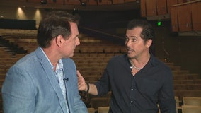 Emmy-nominated John Leguizamo sits down with Mark Steines