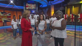 The Kingdom Choir talks about performing at the Royal Wedding