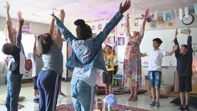 School Standouts: Special education teacher integrates mindfulness, yoga to benefit students