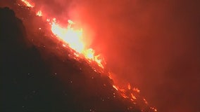 Horseshoe Fire in Riverside County now fully contained