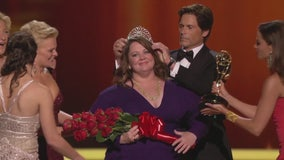 Mark Steines recaps silly red carpet moments at the Emmys