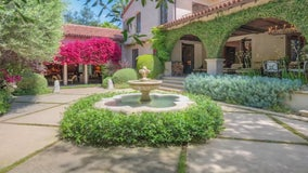 Top Property: Vincent Price's Spanish Revival at Holmby Hills
