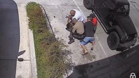 Good Samaritans jump in to help deputy in need in La Mirada