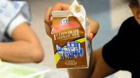 New York City considers banning chocolate milk in public schools: report