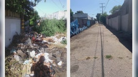 Cleaning up Compton: Residents unite for cleanup efforts