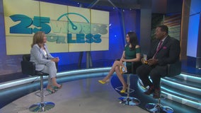 Meredith Vieira weighs in on hot topics