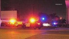 Burglary suspect killed in officer-involved shooting in La Habra