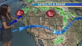 Weather Forecast Monday, September 9