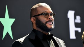 Tyler Perry uses his private plane to deliver supplies to the Bahamas