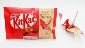 KitKat says goodbye to plastic packaging, opts for paper that can be made into origami instead