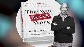 Netflix founder Marc Randolph releases book about the company's corporate culture