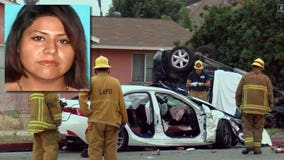 Woman charged with murder in North Hills DUI hit-and-run that left one dead, 4 seriously injured