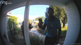 Video: Kind stranger named, 'Moses' returns wallet found in Tampa driveway